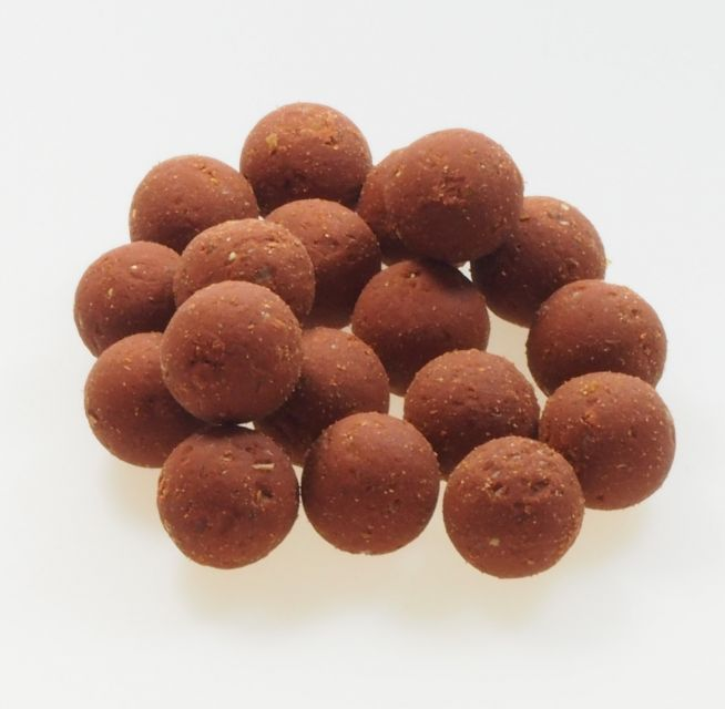 Red Forest Fruit boilies 1 kg