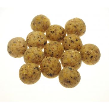 Hennep boilies Vanille 1kg
